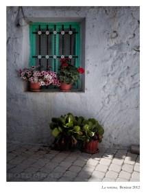 La ventana en Benizar