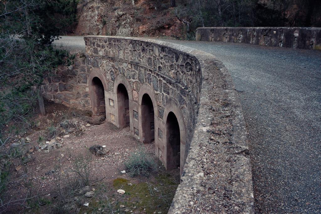 puente rambla del Sordo