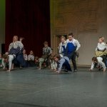 Območna revija otroških folklornih skupin Maribora z okolico, Preko polja gre pomlad 2015