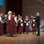25.revija pevskih zborov društev upokojencev Maribor 2015