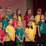 Območna revija otroških pevskih zborov Mladina poje 2017, Maribor, 3.koncert