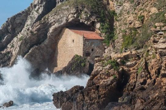 Resultado de imagen de playa de santa justa en santillana del mar cantabria