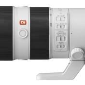 SONY FE 70-200mm F2.8 GM OSS - Miglior zoom per sistemi professionali compatti