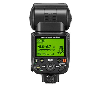 SB-5000 (Fonte: Nikon)
