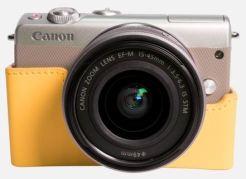Canon EOS M100 - Griglio + Giallo