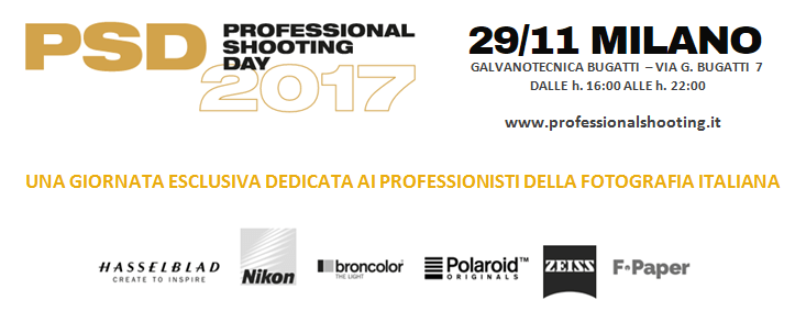 PSD - Professional Shooting Day 2017