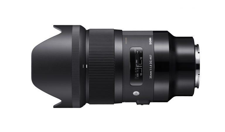 SIGMA ART 35mm f1.4
