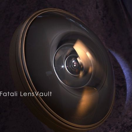 Nikkor 17.3mm f2.8 Fisheye
