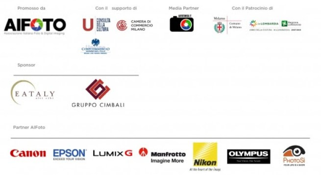 Milano Photo Festival 2018 - Partner e Sponsor