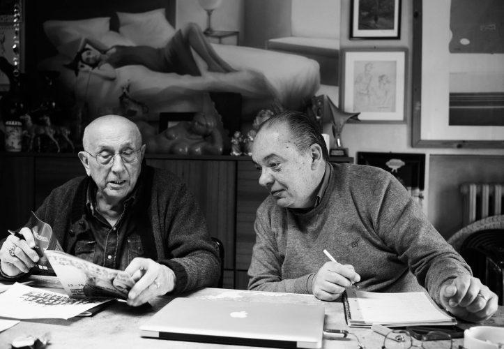 Lettura portfolio con Mosè Franchi - Andreella Photo