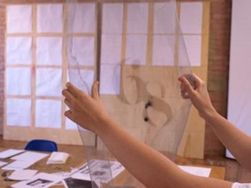 Dal laboratorio di design dell'Università Iuav di Venezia, Corso di laurea magistrale in Design del prodotto e della comunicazione, con studenti e studentesse coordinati da Paola Fortuna.