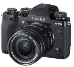 X-T3_Black_LeftObl+XF18-55mm