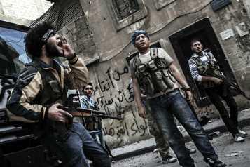 © Paolo Siccardi SIRIA Aleppo 2012