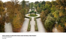 SACCA SESSOLA ISLAND OPEN SPACES AND HISTORICAL PARK PROJECT