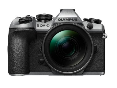 OM-D E-M1 Mark II Limited Silver Edition