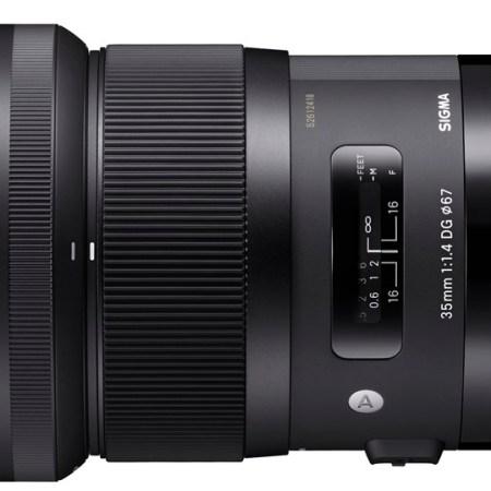 Sigma L-mount Art 35mm F1.4