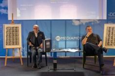 Denis Curti e Maurizio Galimberti all' Icon Design Talks