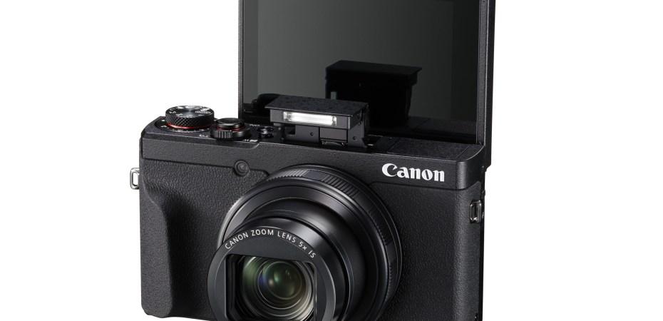 Canon G5X Mark II