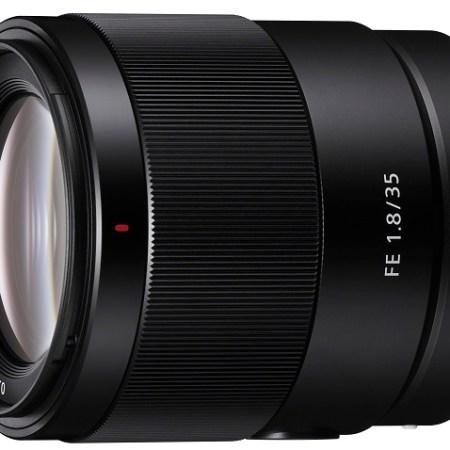 Sony 35mm F1.8 Fullframe