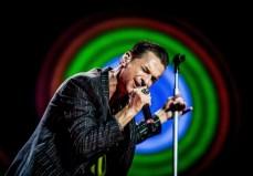 Depeche Mode (Dave Gahan) @ Stadio San Siro, Milano