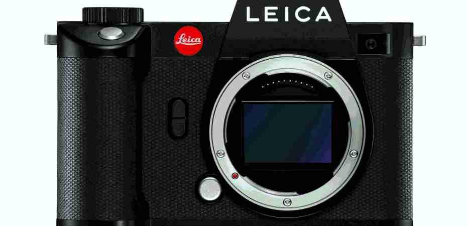 Mirrorless Leica SL2
