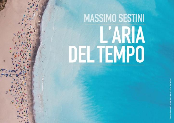 """MASSIMO SESTINI """"L'ARIA DEL TEMPO"""""""