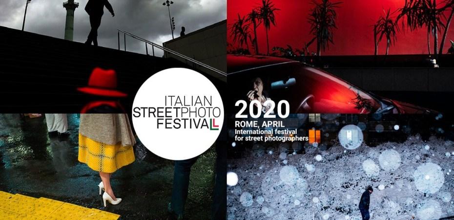 Italian Street Photo Festival 2020 Roma Aprile 2020 FujiFilm