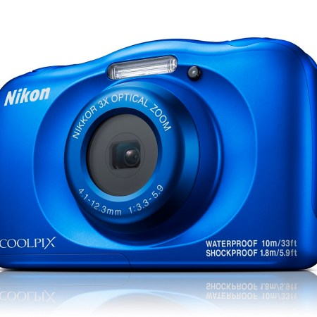 Nikon Coolpix W150 - Blue