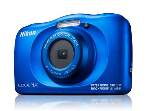 Nikon Coolpix W150 - Blue