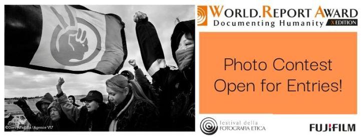 WORLD REPORT AWARD FUJIFILM