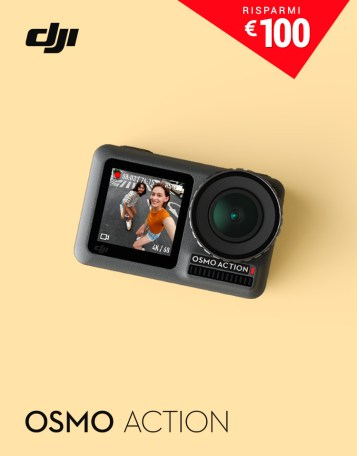 DJI GoCamera Offerte Pasqua Osmo Cam