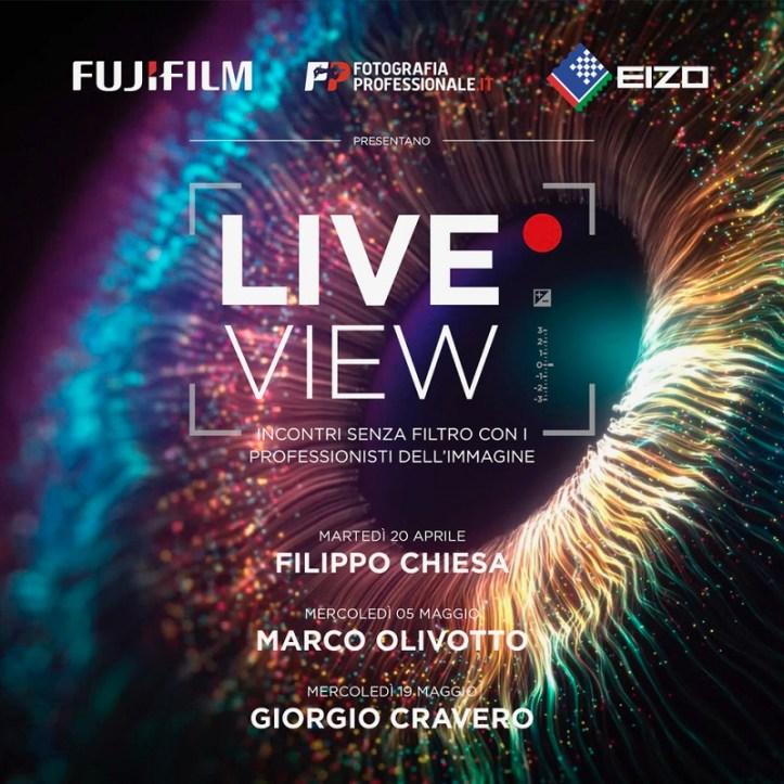 FUJIFILM Italia, EIZO e Fotografia Professionale