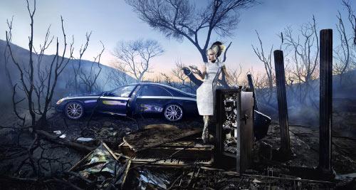 Moda según David LaChapelle