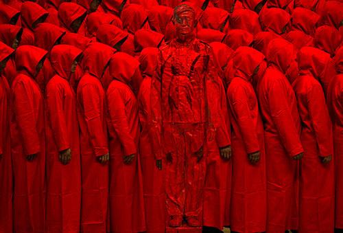 Monjes Rojos