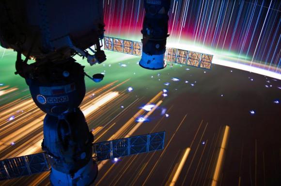 Veľké množstvo záberov si vyžaduje čas a manuálny režim (NASA)