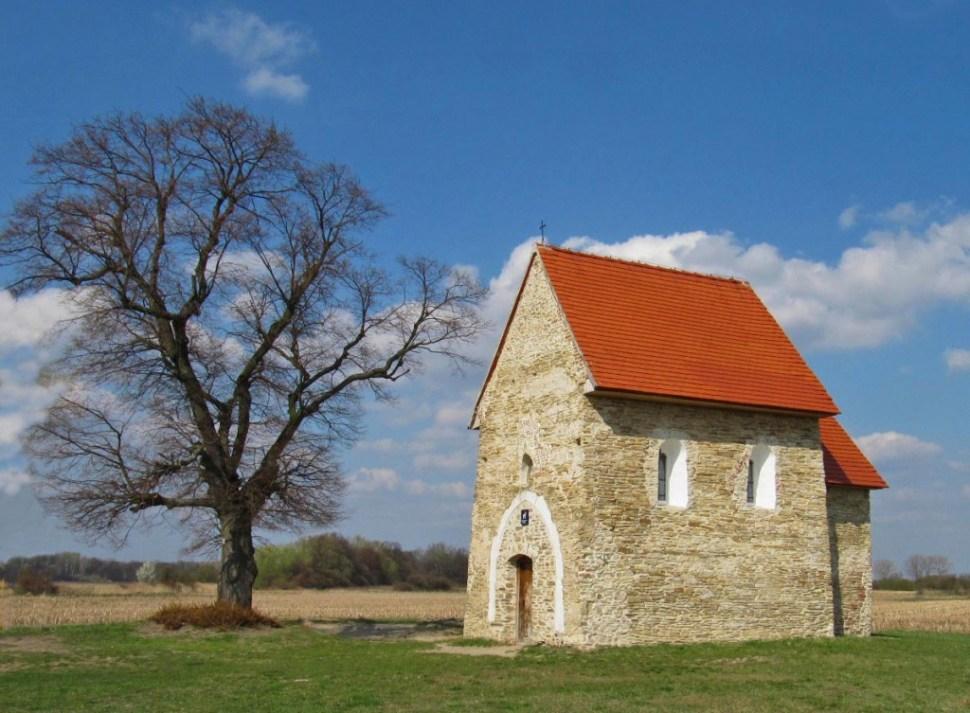 Kostol svätej Margity Antiochijskej v Kopčanoch (foto: Yvona Wallnerova)