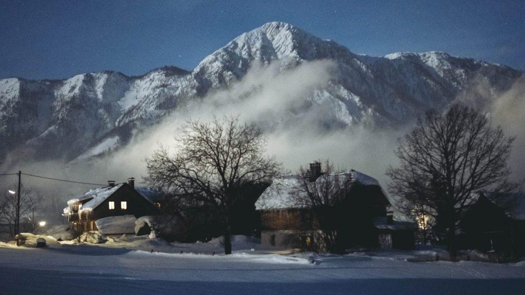 Karl Steinegger fotografierte für Nikon seine Heimat das Salzkammergut.