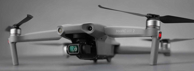 Die Mavica Air 2 ist die bisher beste Allround-Drohne von DJI.
