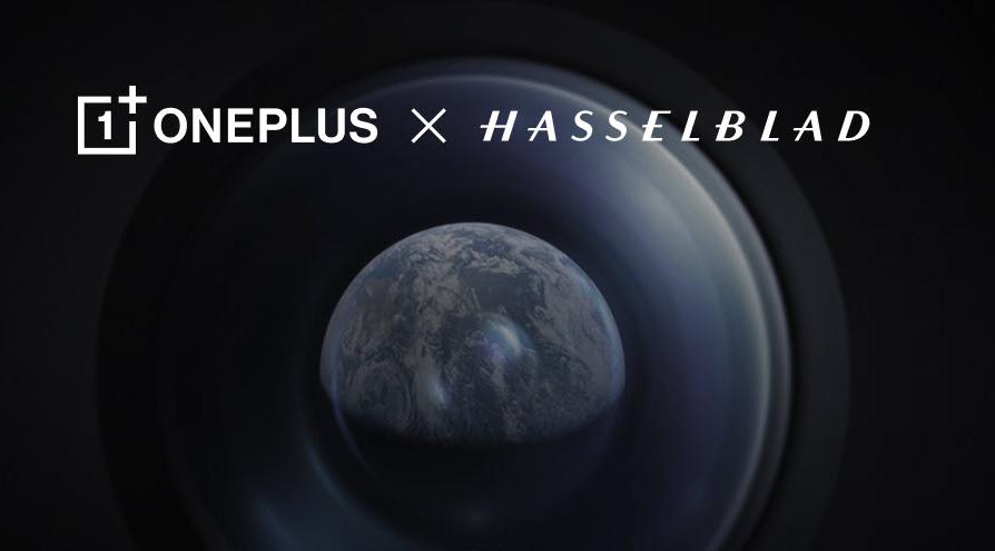 OnePlus und Hasselblad gehen eine langfristige Partnerschaft ein, um gemeinsam moderne Smartphonekameras zu entwickeln. (c) OnePlus