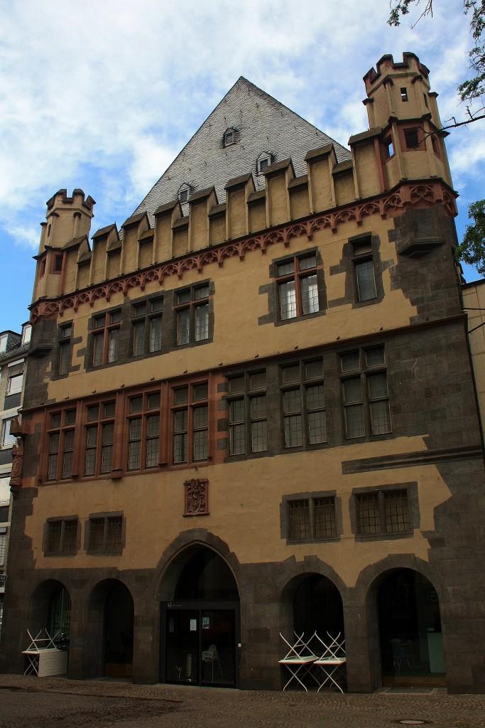 Foto: La casa de Piedra - Frankfurt am Main, Alemania - FotoPaises.com