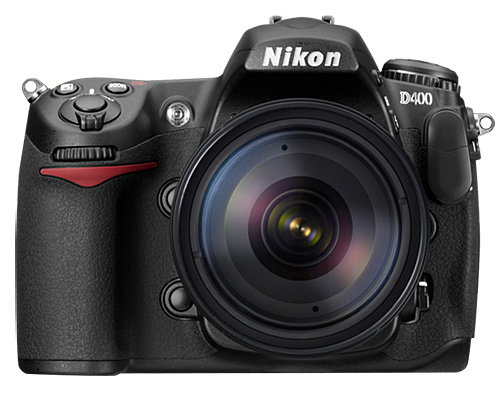 Nikon-D400-DSLR-camera