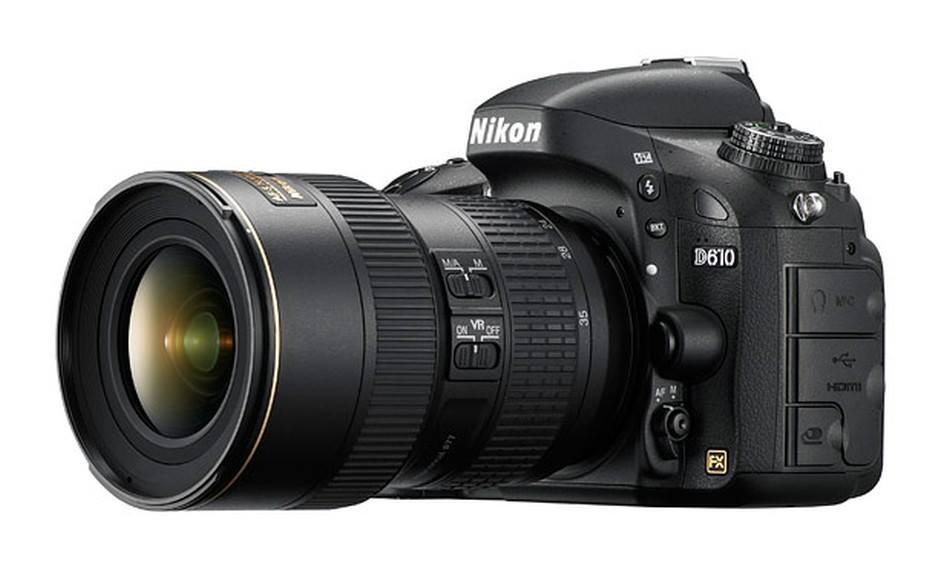 Nikon D650 DSLR to be Announced in early 2019