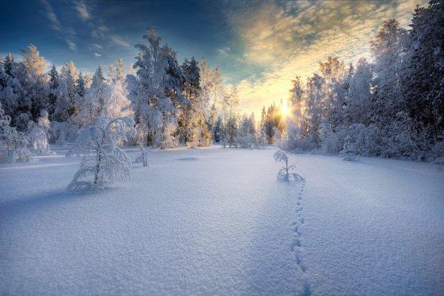 Soğukta Fotoğraf Çekmek