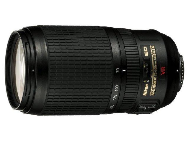 AF-S NIKKOR 70-300mm f/4.5-5.6 II (VR) Lensler Photokina 2016'da Duyurulabilir