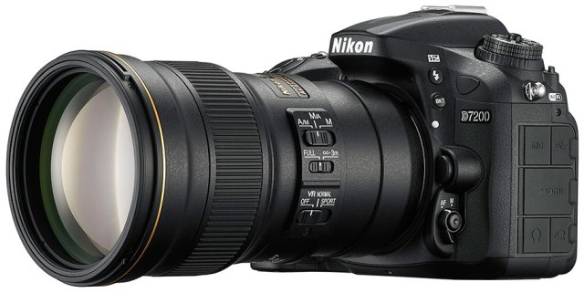 Nikon D7200 Donanım Yazılım Güncellemesi 1.01 Yayınlandı