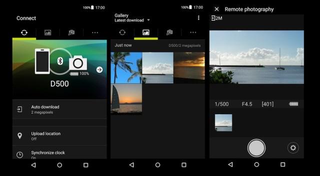 Nikon SnapBridge Uygulaması ile Bağlı Kalın