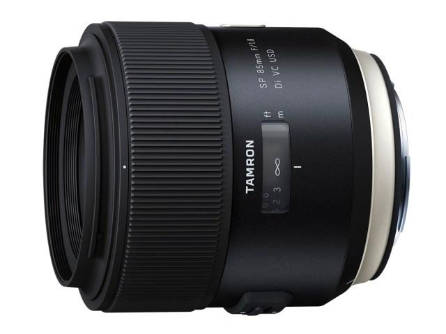 Tamron SP 85mm f/1.8 Di VC USD Lens Özellikleri, Fiyatı