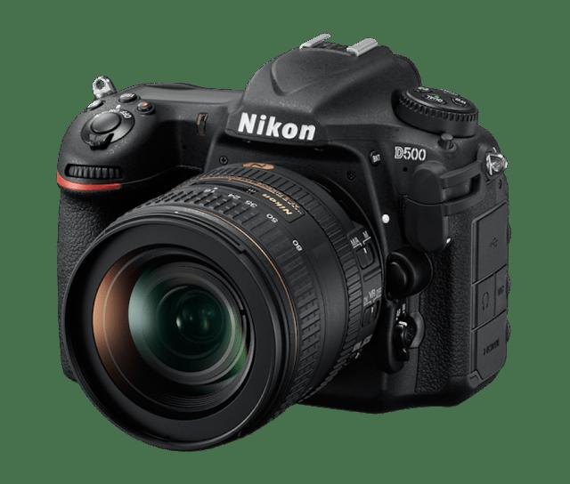 Nikon D500 için Yeni Videolar ve Örnek Fotoğraflar