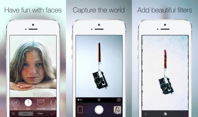 Ücretsiz Fotoğraf Düzenleme Uygulamaları lensical
