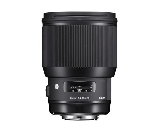 Sigma 85mm f/1.4 DG HSM Art lens incelemesi
